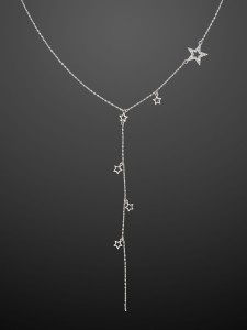Silver Necklace Polestar