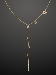 Gold Necklace Polestar